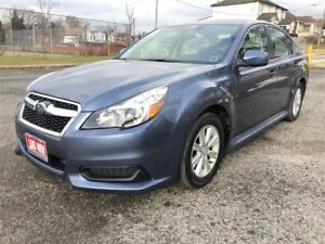 2013 Subaru Legacy 2.5i w/Touring Pkg|AWD|Heated Seats|Low Km|