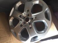 Ford Mondeo titanium x alloys ( like st alloys )