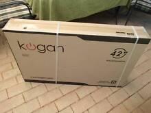 """Kogan 42"""" 4K LED TV (Ultra HD) - Brand New - Still in the box Bedford Bayswater Area Preview"""