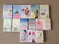 Job Lot Books Fiction Chick Lit Car Boot