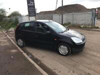 2004 Ford Fiesta 12 months mot cheap car runs drives well!!!