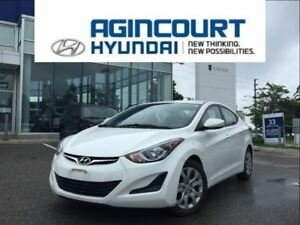 2014 Hyundai Elantra GL/HEATED SEATS/BLUETOOTH/OFF LEASE/