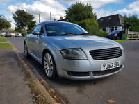 52/2002 Audi TT Quattro 225 for sale