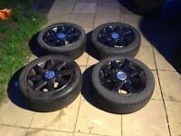 "Mk5 golf wheels 5x112 16"""