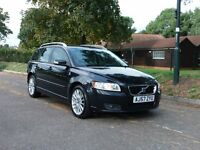 Volvo V50 2.0 D SE Lux 5dr£4,295 p/x considered