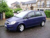 PCO Vauxhall Zafira 1100ono