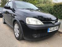 2003/03 REG **VAUXHALL CORSA SXI 1.2**FULL SERVICE HISTORY*1 OWNER FROM NEW**GREAT FIRST TIME CAR**