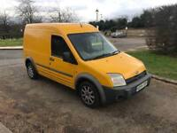 FORD TRANSIT CONNECT 2005 1 YEAR MOT DIESEL DRIVES LOVELY