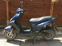 2012 Sym Symply 50 Moped. READ.