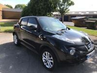 2013 Nissan Juke 1.5 dci 12 months mot/3 months parts and labour warranty