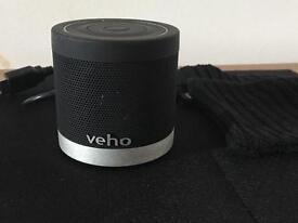 Veho VSS-009-360BT 360° M4 Bluetooth Wireless Speaker with microSD Slot – Black