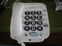 2 of Big Button Telephones