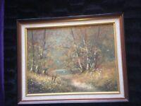 Les parsons original painting