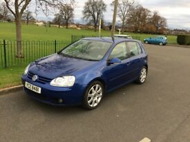 Volkswagen Golf 2.0 got tdi blue vgc full mot