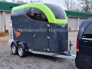 Bücker Trailer Careliner L*Panorama*100km/h*