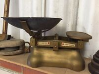 W&T Avery Ltd Weighing Scales To Weigh 14lbs