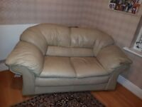 two seater sofa for free