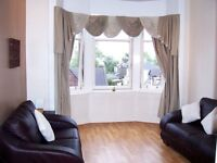 WONDERFUL 1 BED, FURNISHED FLAT - 15 MINS FROM TOWN (YOKER)