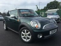 2010 10 Mini Hatch 1.6 One 3dr 6 Speed Manual Petrol
