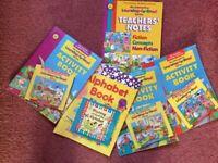 Teaching Reading -Unopened sets.