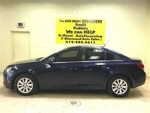 2011 Chevrolet Cruze Annual Clearance Sale!