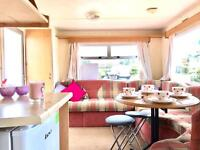 CHEAP STATIC CARAVAN , SITED ON A PITCH OF YOUR CHOICE ! NORTH EAST COAST