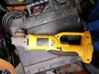 18v cordless grinder dc410
