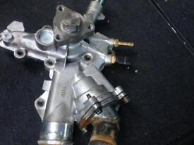 Vauxhall 1.4 16v water pump & thermostat