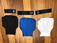 Maternity belt extender