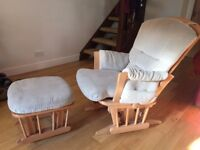 John Lewis nursing chair
