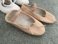 Ballet and Tap Shoes with Bag