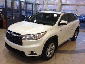 2015 Toyota Highlander Hybrid LIMITED *LIQUIDATION*
