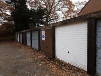 Garages available for rent: Abbotts Road Burghfield Common RG7 - ideal for storage