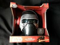 Kylo Ren Voice Changing Mask - Brand New Sealed in Box.