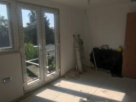 2 BRAND NEW Double rooms to rent, 3 mins walk to Gants Hill station-On the Central line