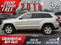 2012 Jeep Grand Cherokee LEATHER-NAVI-S.Roof-BackUp Cam-4x4