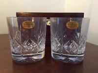 Vitria Lead Crystal Glasses