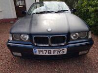BMW E36 328i Covertible