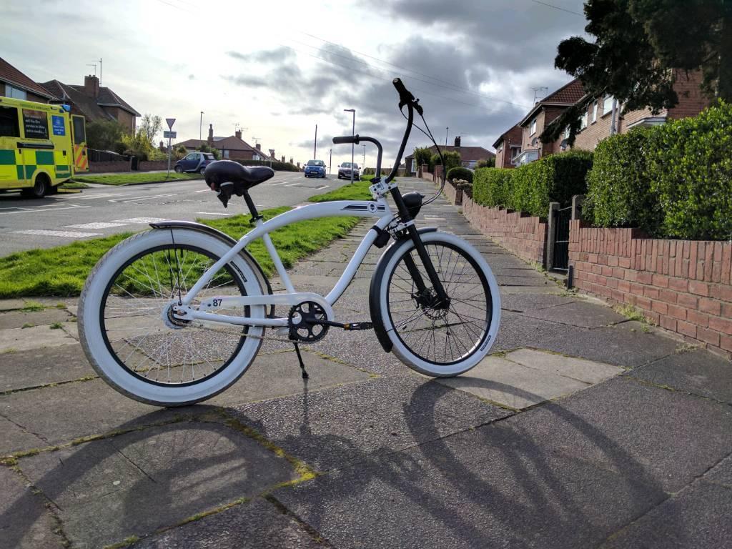 Cruiser Bike custom made