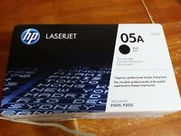 HP 05A - black - original - LaserJet - toner cartridge- New unopened, genuine!!!