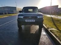 MAZDA B2500 2.5 TURBO DIESEL 4x4 PICK UP