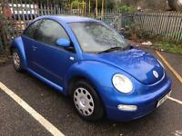 2003 Volkswagen Beetle PERFECT DRIVE MOT TWX 1.6 Turbo Stage 2 Alloys