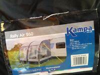 Kampa Rally Air 260 Caravan Awning
