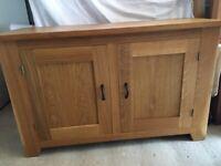 Side Board - Solid Oak