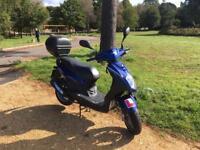 SYM Symply 50cc moped