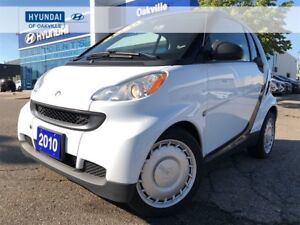 2010 smart fortwo PURE | A/T | AC | NO ACCIDENT