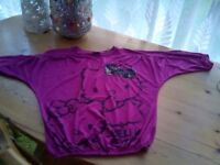 HELLO KITTY CHILDRENS TOP