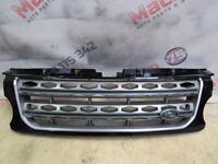 LAND ROVER DISCOVERY 4 FRONT GRILL GENUINE