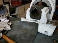 """6""""pipe cutter geirge fisher"""