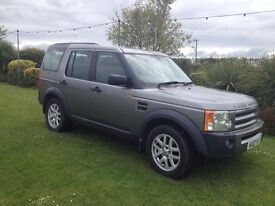 Land Rover Discovery 3 TDV6 XS 2007 Diesel car (Priced reduced )